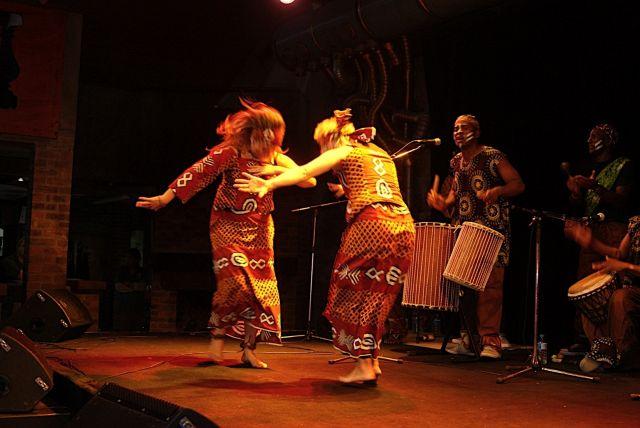 Eboka danse africaine