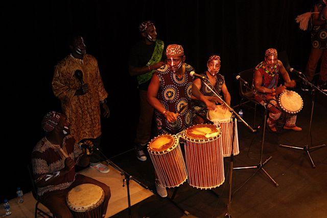 Eboka groupe de musique africaine