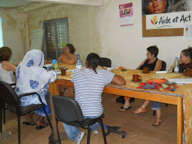 Objectif Mali et Aide et Action